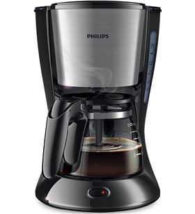 Philips HD7435/20 cafetera goteo 4-6t negra/metal Cafeteras - 8710103716808