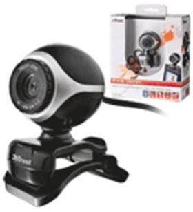 Webcam Trust 17003 exis, vga 640 x 480 TRU17003 Otros productos consumibles - 17003