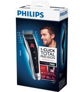 Philips HC746015 cortapelos con cuchillas inoxidable con cable phihc7460_15 - HC746015