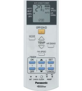 Panasonic (2) conjunto a.a. kitpe9rke inverter, clase a+, pa pancspe9rke - KITPE9RKE
