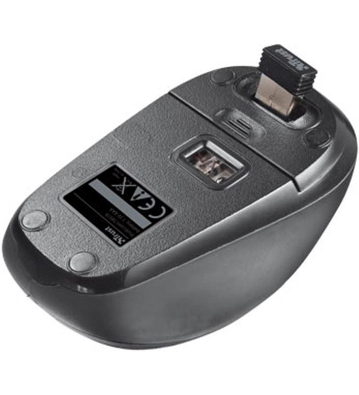 Raton pc portatil Trust 18519 yvi mini mouse TRU18519 - 14132065-TRUST-500-18519-4