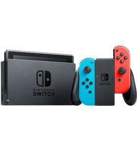 Nintendo consola switch hw azul neón y rojo neón NIN2500166 - 2500166
