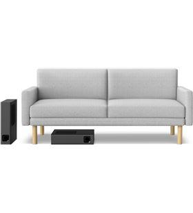 Sony barra sonido negro HTMT300CEL Barras de Sonido - HTMT300