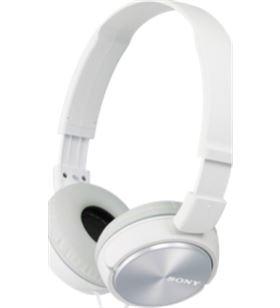 Auriculares Sony MDRZX310W diadema blanco Auriculares - SONMDRZX310W