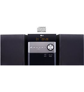 Lg sistema hi fiCM1560 Minicadenas microcadenas - CM1560