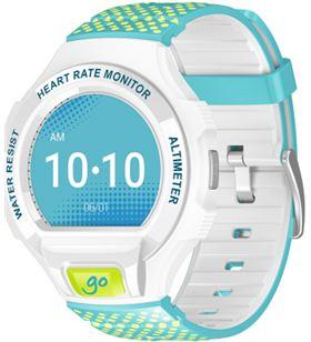 Alcatel smartwatch SM03WH wave smart band go 3 blanco - SM03WH