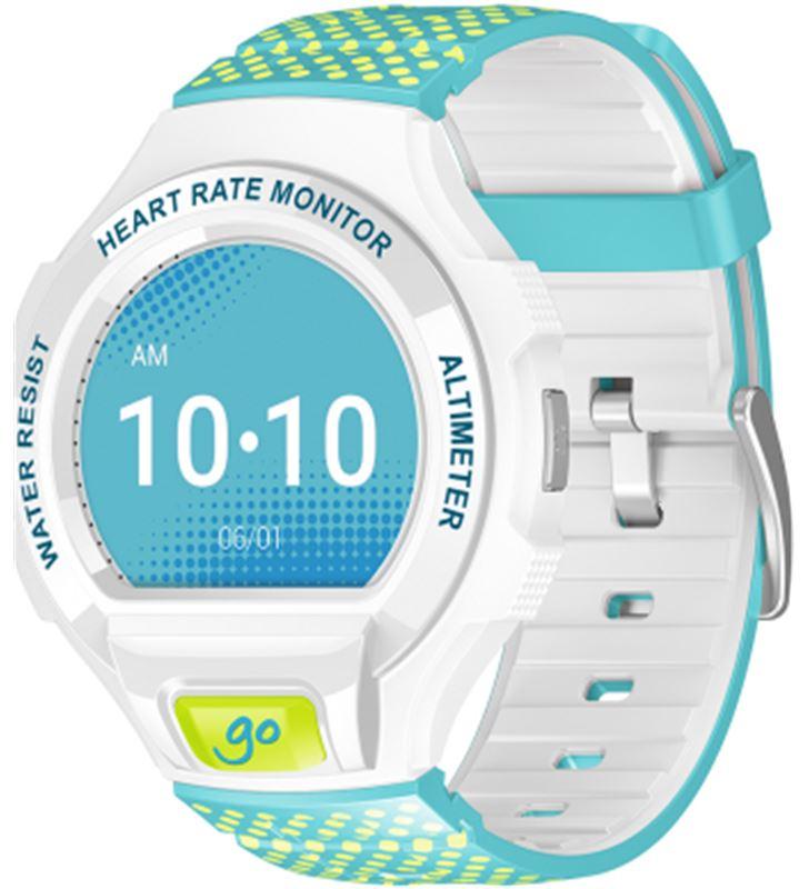 Alcatel smartwatch SM03WH wave smart band go 3 blanco - 30138733_4355