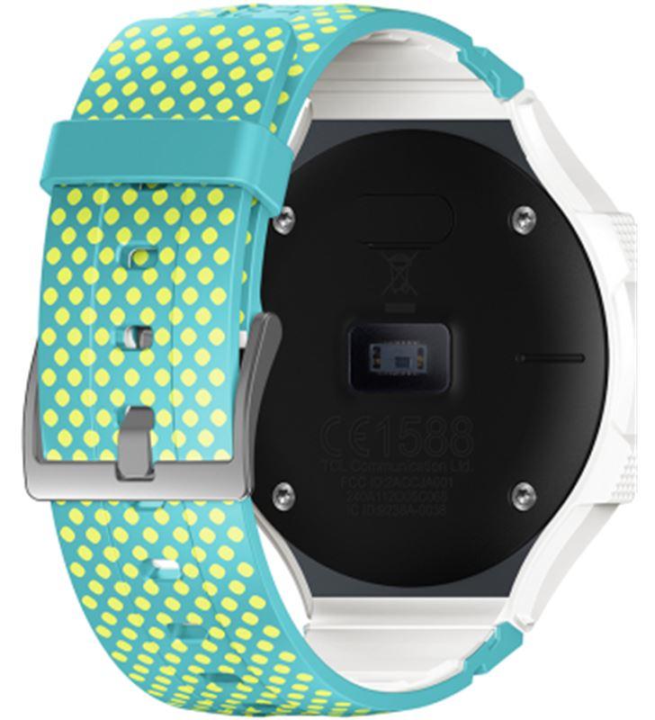 Alcatel smartwatch SM03WH wave smart band go 3 blanco - 30138733_6948