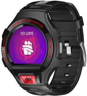 Alcatel SM03BL smartwatch wave smart band go 3 negre - SM03BL