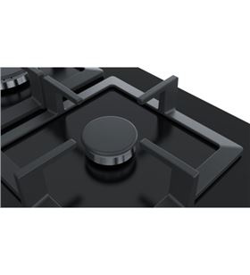 Bosch placa gas PPC6A6B20 60cm 3 quemadores cristal negro - PPC6A6B20