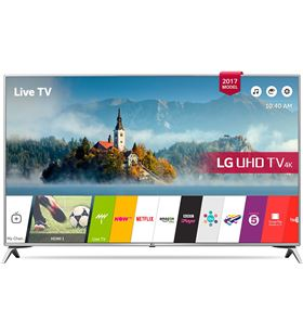 Lg tv led 60'' 60UJ651V Televisores pulgadas - 60UJ651V