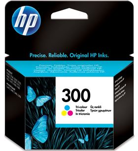 Hp cartucho tinta 943UVT4 300 tri-color Fax digital cartuchos - CC643EE
