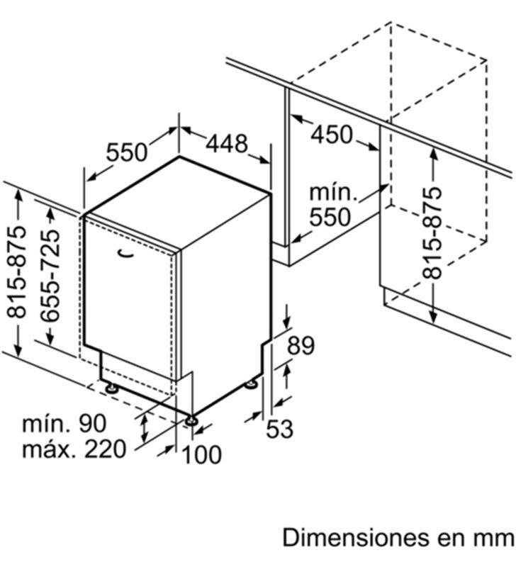 Balay lavavajillas integrable 3VT304NA Lavavajillas integrables - 35446104_1040356204