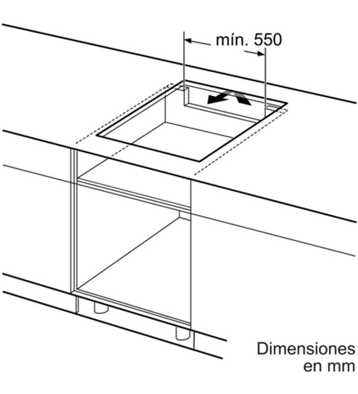 Balay 3EB864ER placa inducción de 60cm ancho Placas induccion - 35446062_4025839499